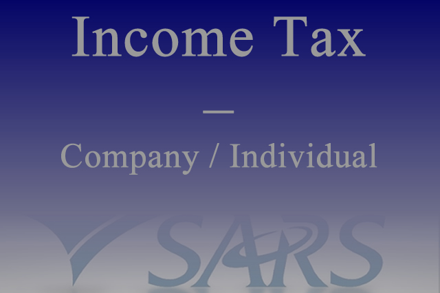 Income Tax – Company / Individual